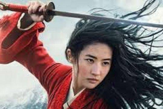 China larang media lokal  beritakan film Mulan buatan Disney