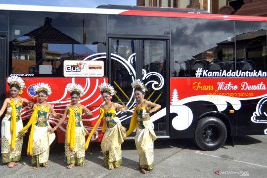 'Teman Bus' diharapkan dorong sektor transportasi dan ekonomi di Bali
