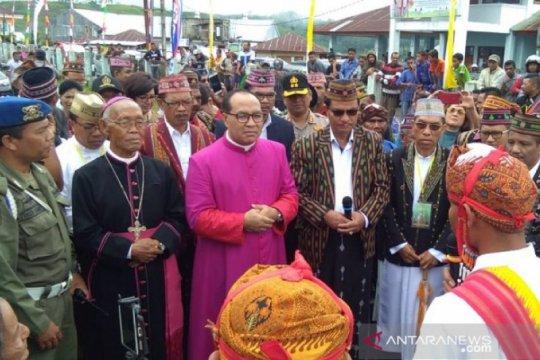 Uskup Ruteng minta warga Manggarai pilih kepala daerah  berintegritas