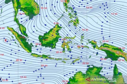 BMKG: Hujan landa Aceh dampak sirkulasi Eddy di barat Sumatera