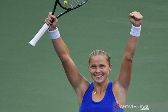 Tenis US Open: Petra Kvitova kandas ditangan Shelby Rogers