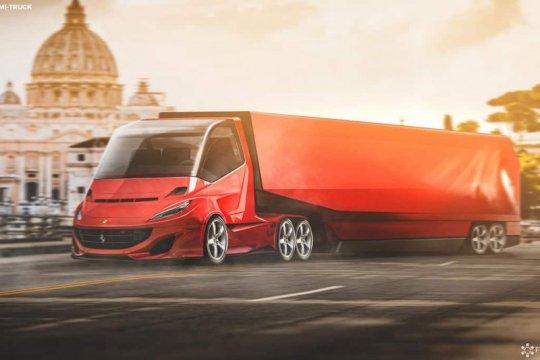 Begini jadinya jika produsen kendaraan sport bikin mobil truk
