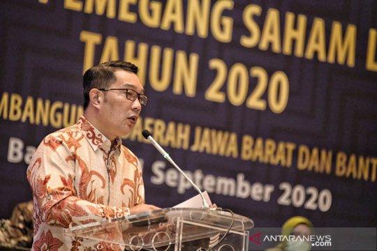 Ridwan Kamil berterima kasih kenaikan tarif Tol Cipularang ditunda