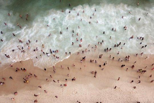 Kasus COVID-19 lampaui lima juta, Brazil khawatir gelombang kedua