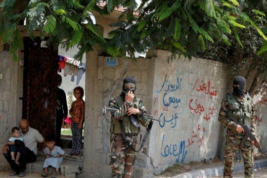 182 Kasus baru corona tercatat di Gaza