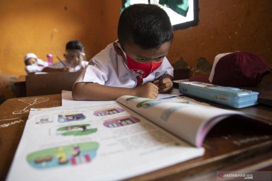 Pembelajaran tatap muka di Banyuasin