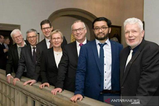 Profesor Indonesia raih penghargaan dosen terbaik di Jerman