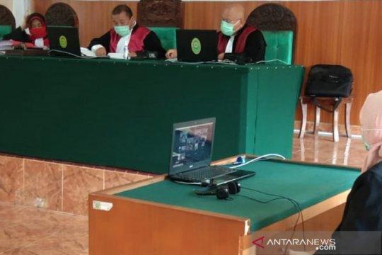 Dua terdakwa sindikat 22 kilogram sabu-sabu divonis seumur hidup