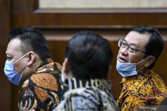 Kejagung tetapkan Benny Tjokro dan Heru Hidayat tersangka TPPU Asabri