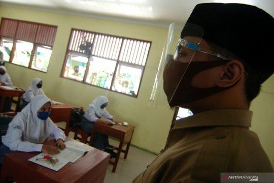 Jawa Tengah simulasi pelaksanaan pembelajaran tatap muka di sekolah