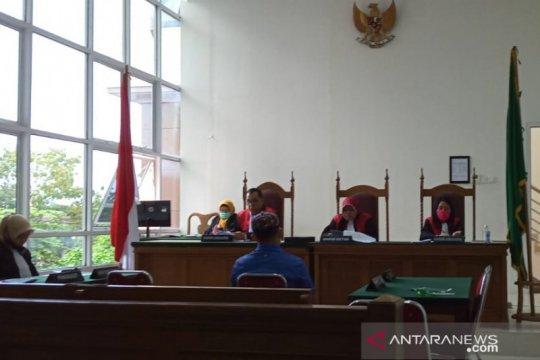Wakil Bupati Sijunjung divonis 3 bulan penjara dalam kasus perusakan