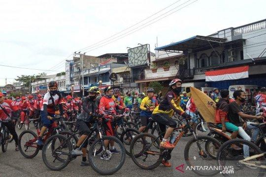 Pakar: Bersepeda baik asal patuhi protokol kesehatan
