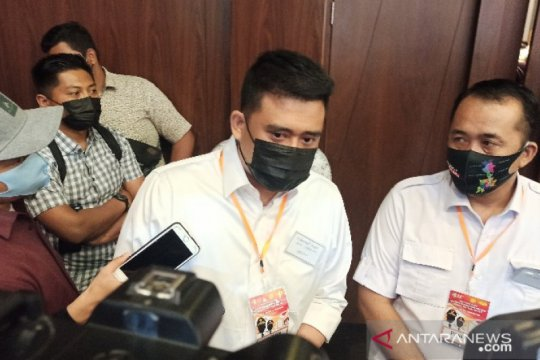 Bobby-Aulia akui tak kesulitan saat tes psikologi Pilkada Medan