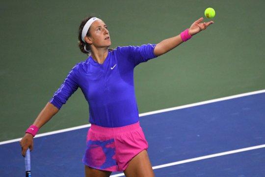 Azarenka taklukkan Muchova untuk bertemu Mertens diperempatfinal