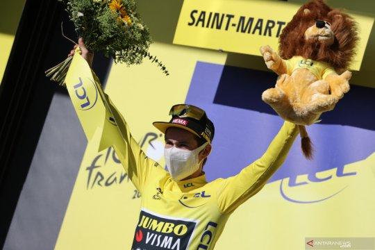 Klasemen sementara Tour de France setelah etape sepuluh