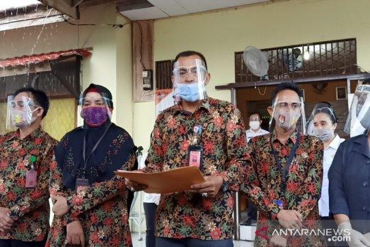 Empat bakal pasangan calon daftar di Pilkada Bengkayang 2020
