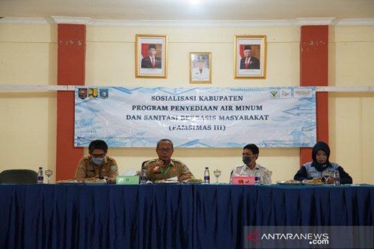 Lima desa di Bangka Barat menerima bantuan program Pamsimas