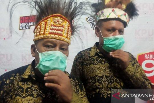 Dorinus-Andi  apresiasi kinerja KPU-Bawaslu Mamberamo Raya