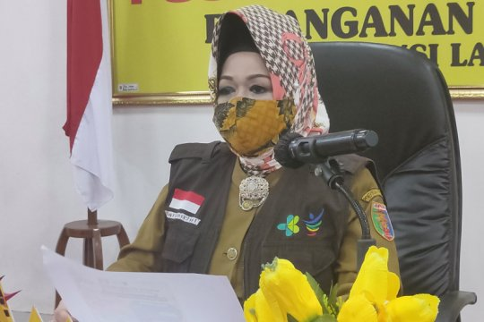 Dinkes Lampung ungkap COVID-19 sudah menyebar melalui klaster keluarga