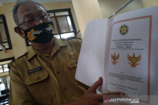 Pemkab Garut dalami organisasi pengubah kepala Garuda Pancasila