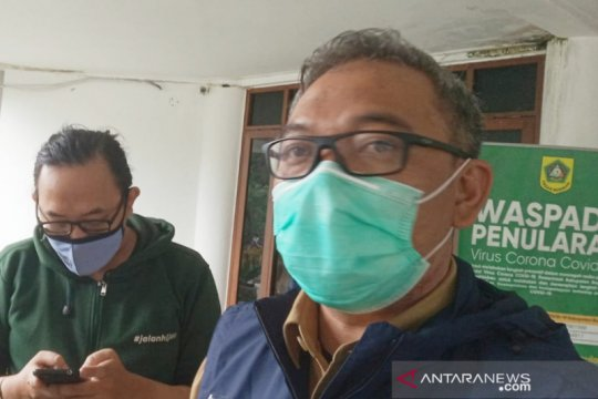 Dukung Kemendes, 416 desa se-Kabupaten Bogor produksi 12 juta masker
