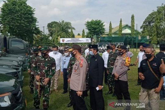 Pangdam II/Sriwijaya minta jangan terjadi konflik pilkada di Jambi