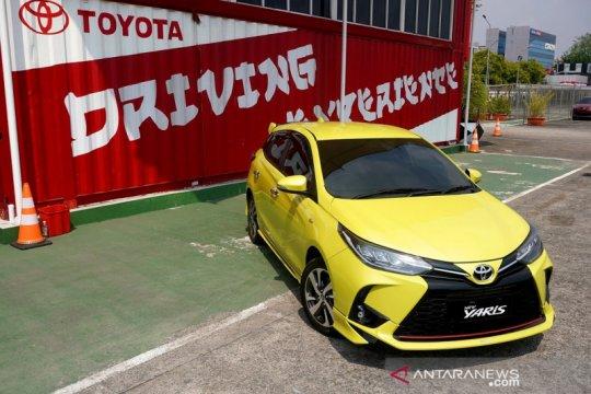 """Toyota New Yaris usung tampilan """"stylish"""" dan kelincahan berkendara"""