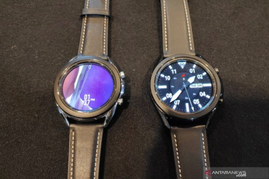 Pratinjau Samsung Galaxy Watch 3