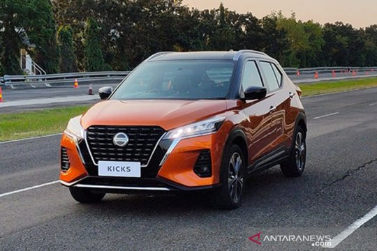 Menjajal teknologi baru di All-New Nissan Kicks e-POWER