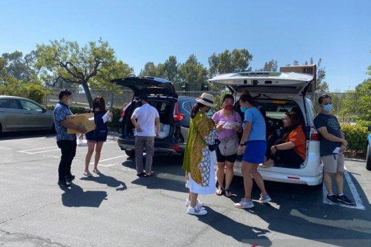 WNI di Los Angeles gelar bazaar makanan khas Indonesia