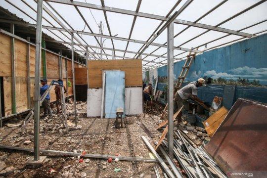 Warga Kampung Akuarium mulai direlokasi