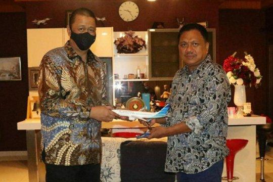 Pacu ekspor tuna, Pemprov Sulut gandeng Garuda Indonesia