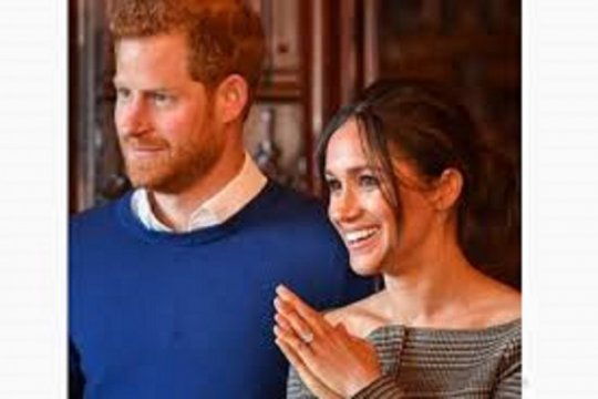 Pangeran Harry dan Meghan Markle bantah bintangi serial Netflix
