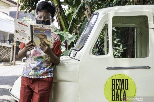 DKI distribusi 7.127 buku selama 2020 di Jakarta Utara