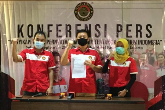 Federasi Wing Chun Indonesia tetap ingin jadi induk organisasi mandiri