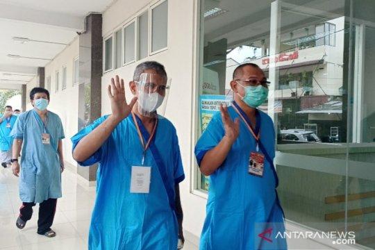 Bakal paslon Pilkada 2020 di Sumut mulai jalani tes kesehatan