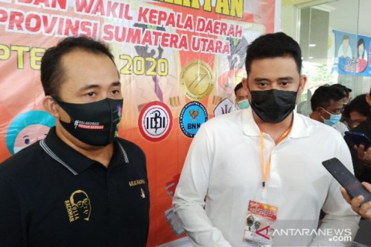 Bobby Nasution soroti kondisi Kota Medan masih rawan banjir