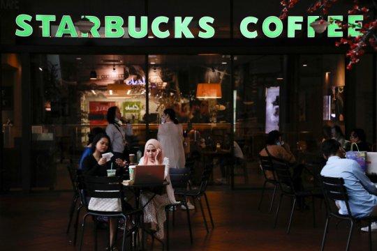 Starbucks tambah menu vegetarian di Asia