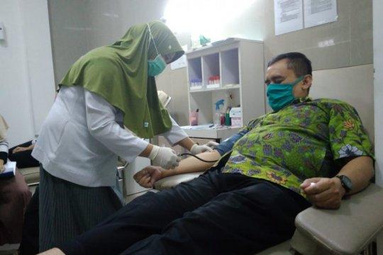PMI ajak warga Banjarnegara tingkatkan kepedulian lewat donor darah