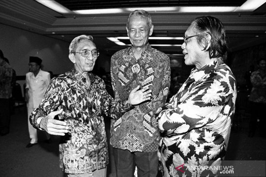 Parni Hadi nilai Jakob Oetama guru besar, mata air wartawan Indonesia