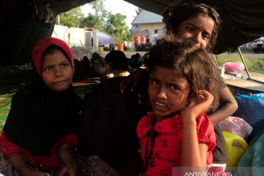 Amnesty dorong Indonesia pastikan hak kesehatan pengungsi Rohingya