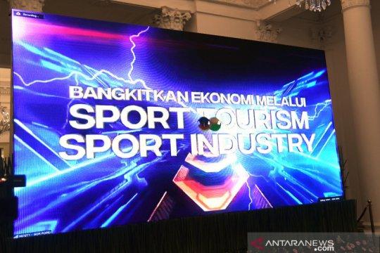 """Presiden: Olahraga buka peluang Indonesia kembangkan """"sport tourism"""""""