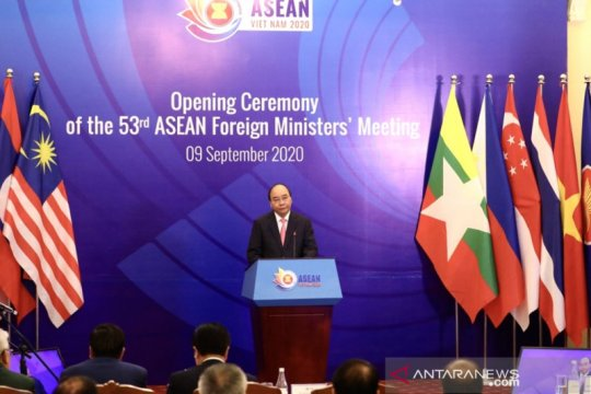 AMM ASEAN diharapkan bahas tata kelola dana, obat COVID-19 di kawasan