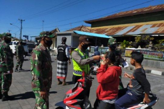 Cegah klaster Pilkada, Polda Bali perketat pengamanan TPS