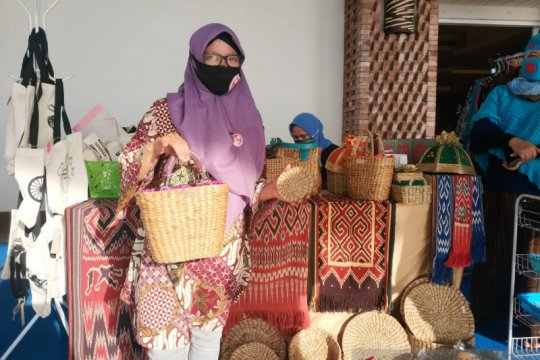 UMKM gencar ikut pameran dalam program pemulihan ekonomi