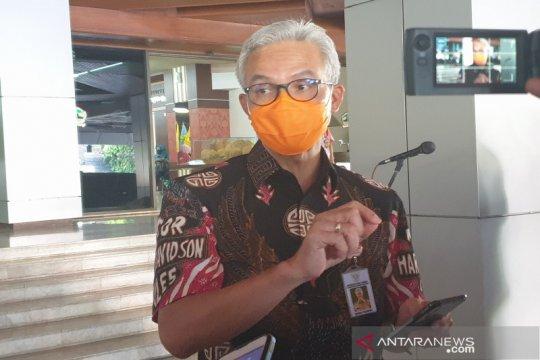Ganjar apresiasi kepolisian tetapkan tersangka Wakil Ketua DPRD Tegal