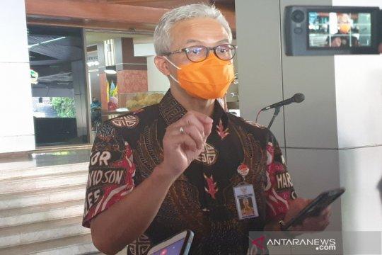 Ganjar belum berencana terapkan PSBB di Jateng