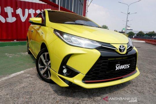 Banyak putaran balik, alasan Toyota pangkas radius putar New Yaris