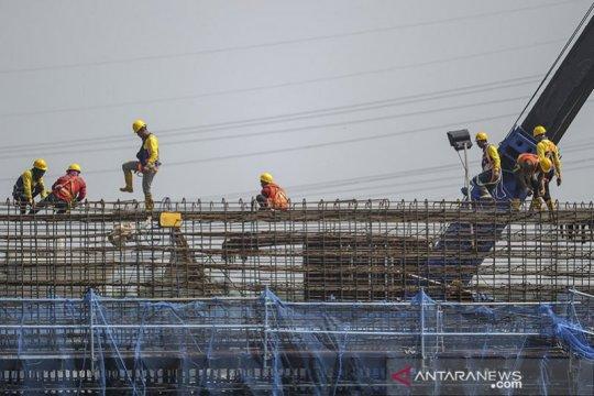 PUPR targetkan pembinaan 124 ribu tenaga kerja konstruksi pada 2021
