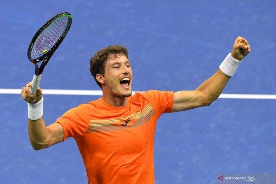 Tenis US Open: Pablo Carreno Busta  melangkah ke semi final